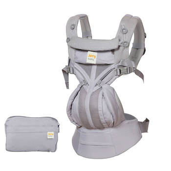 Omni 360 Baby Carrier 0-30 Months Breathable Front Facing Infant Comfortable Sling Backpack Pouch Wrap Baby Kangaroo New carrier 17