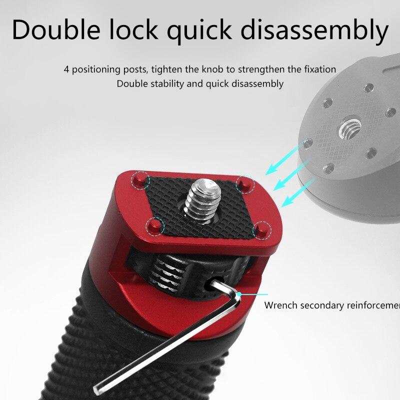 Купить быстроразъемная рукоятка для weebill lab/s gimbal стабилизатор