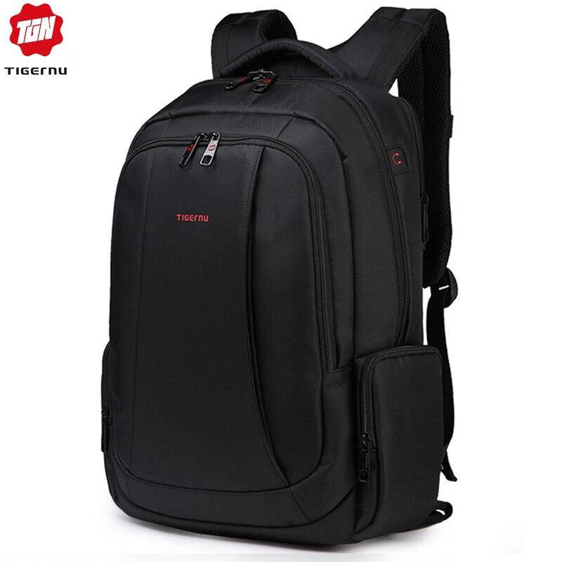 Bagaj ve Çantalar'ten Sırt Çantaları'de Tigernu 15.6 inç Mini Anti hırsızlık Laptop sırt çantası erkek su geçirmez erkek sırt çantaları çantası kadın rahat okul sırt çantaları gençler için'da  Grup 1
