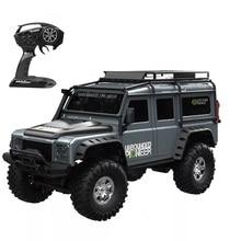 ZP1001 1/10 2,4G 4WD Rc автомобиль 2 батареи HB Toys пропорциональное управление ретро автомобиль w/светодиодный светильник RTR модель дистанционного управления детские игрушки