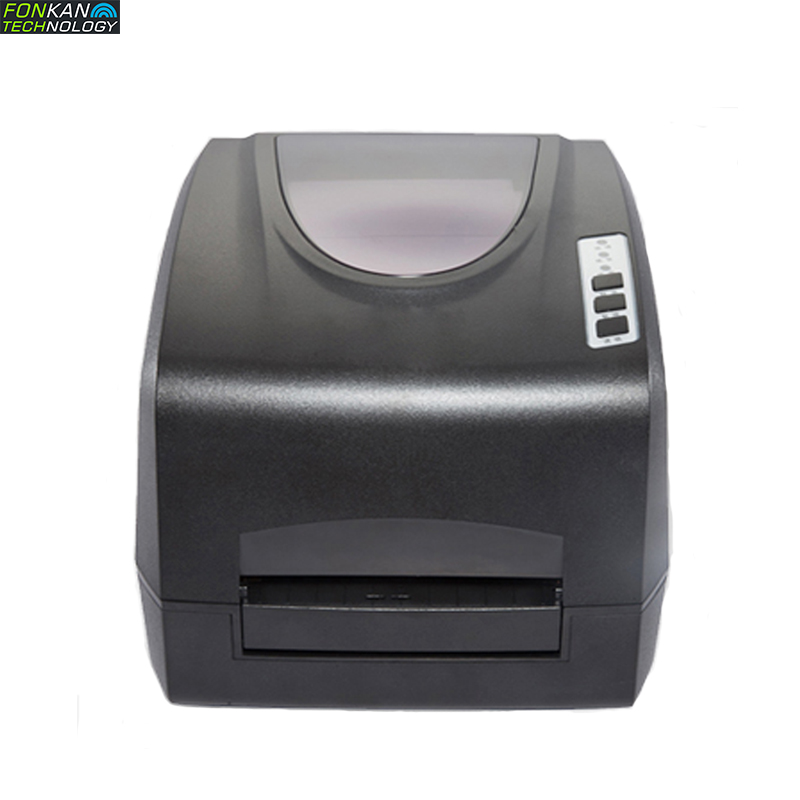 860-960MHz UHF RFID Lebal Printer  Read And Writer Barcode Lebal Usb Desktop Printer Support ISO18000-6C  Free Drive