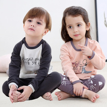 ChildrenS Cotton Trousers Warm Breathable Washable Durable Elasticity No Static Electricity