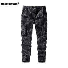Mountainskin Mens Casual Pants 2020 Spring Summer New Men's