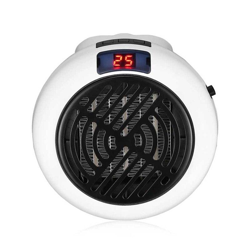900W Electric Heater Mini Fan Heater Office Household Heater Portable Timer Furnace Radiator Fan (EU PLUG)|Electric Heaters| |  - title=