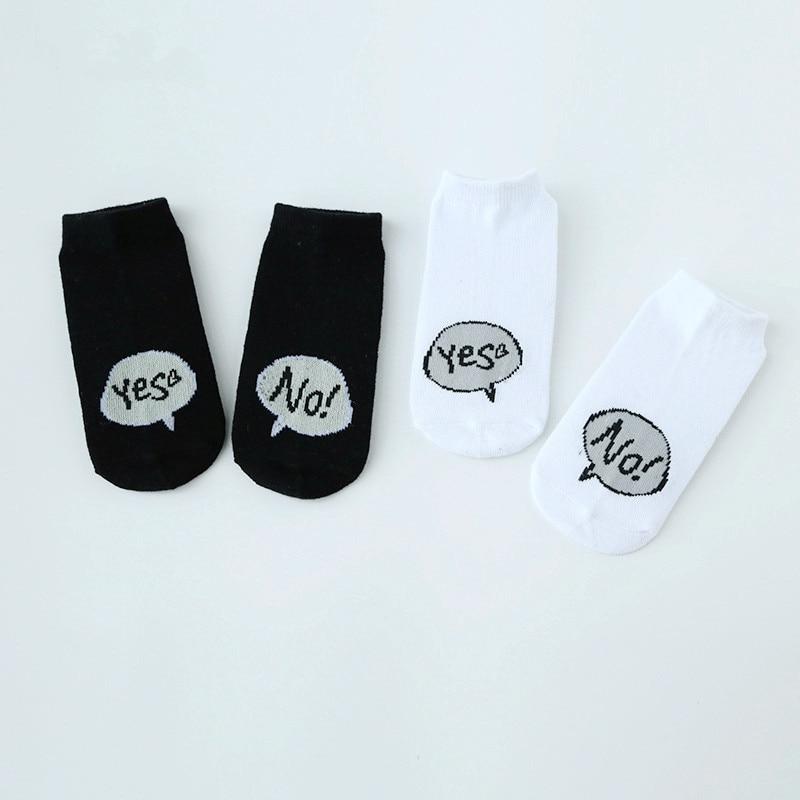 Korean-style New Style Spring And Autumn Summer Babies' Socks CHILDREN'S Socks Men And Women Baby Yes No Non-symmetrical Short S