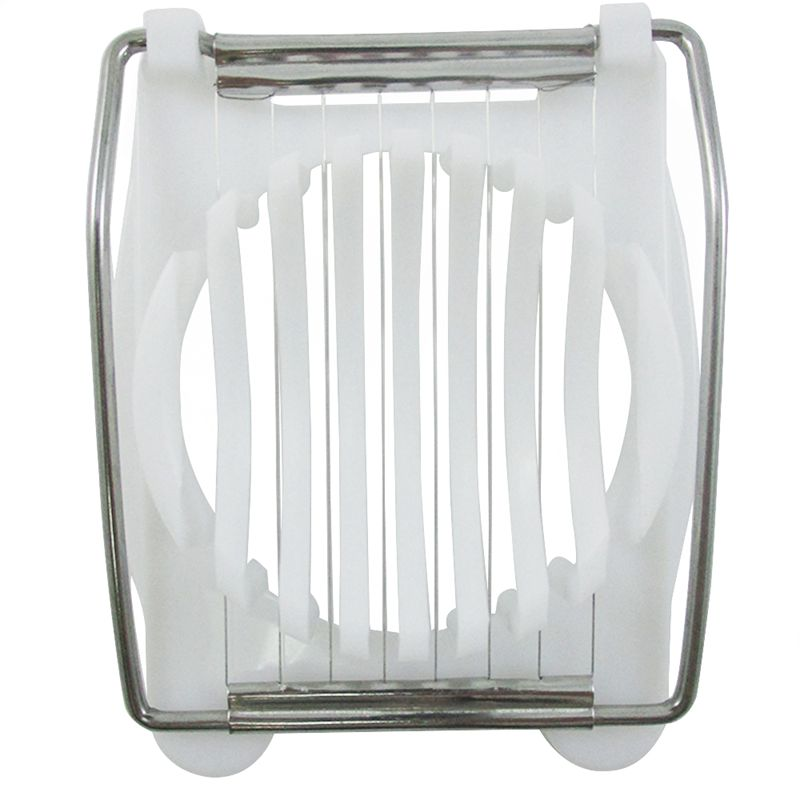 Beater Sheller Stainless Steel Eggshell Cutter Raw Egg Topper Cutter Opener-QY