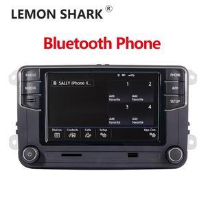 Image 5 - 안드로이드 자동 NONAME Carplay Mirrorlink MIB 자동차 라디오 새로운 RCD330 RCD360 187B 280D 280E VW MQB POLO 6C 전용 차량 상태