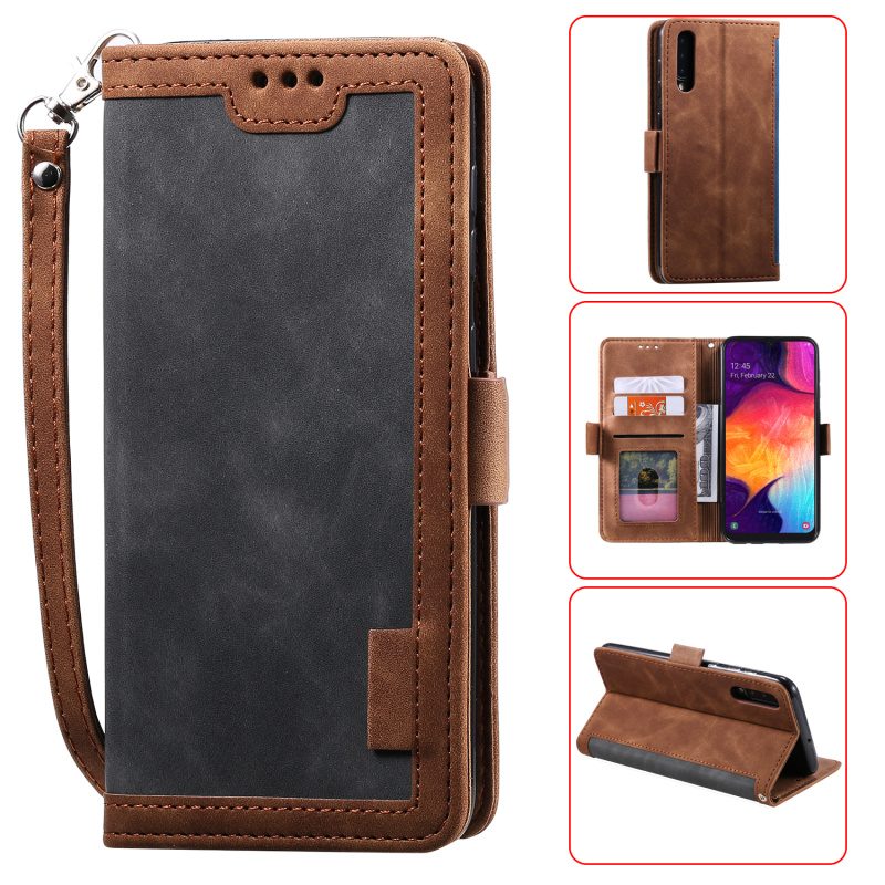 For Huawei P30 40 Lite Pro Case Retro Wallet Leather Cover For Huawei Y7P Y5 2019 Stand magnetic Flip Phone Case Etui