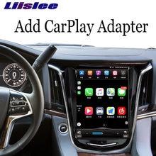 لكاديلاك إسكاليد GMT K2XL 2015 ~ 2020 Liislee سيارة مشغل وسائط متعددة نافي 10.4 بوصة CarPlay ستيريو راديو لتحديد المواقع واي فاي الملاحة