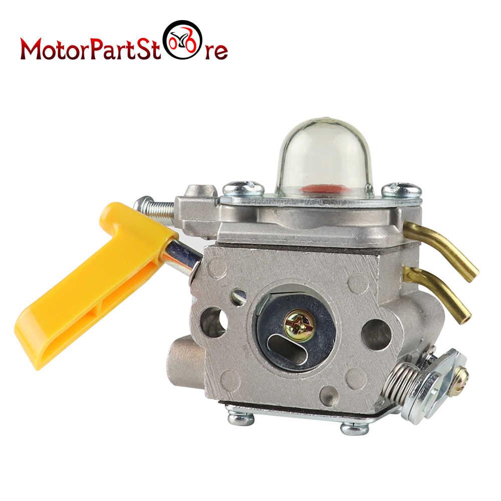Carburetor For RYOBI hedge trimmer RY39500 RY09600 RY09701 back pack blower