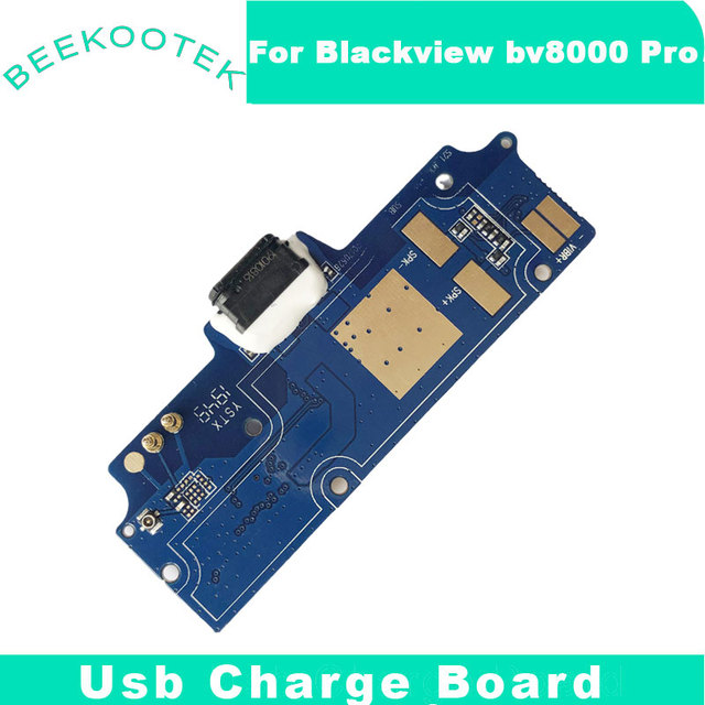 New Original bv8000 USB Plug Port Charge Board For Blackview BV8000 Pro/BV8000 Mobile phone Part Accessories