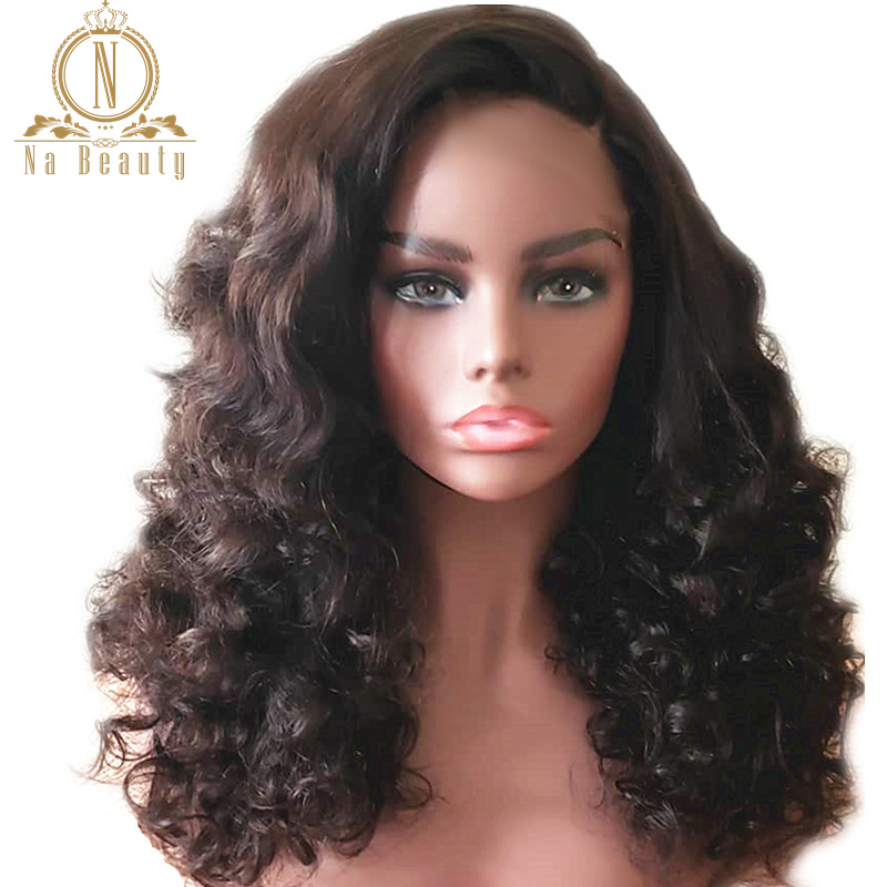 250 Density 13x6 Lace Front Human Hair Wig Deep Wave Wigs Curly For Women Pre Plucked Hairline Baby Brazilian Remy Black Hair