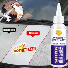 New 100ml Rust Remover Window Inhibitor Wheel Hub Screw Derusting Spray for Metal Parts Car Maintenance Tools