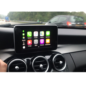 Image 3 - IOS Car Apple Airplay Android Auto CarPlay Box For All Mercedes Benz W205 Car play Box Module NTG4.5 /NTG 5.0 Multimedia System