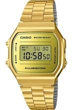 Oryginalny casio cas-a168wegm9df retro zegarek a168wegm-9df zegarek dla mężczyzn tanie tanio NONE