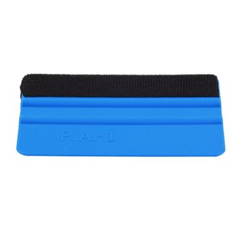 2018 Car Wrapping Tools Vinyl Film 3m Squeegee with Felt Soft Wall Paper Scraper Install Squeegee Tool Hot Selling Drop Shipping image