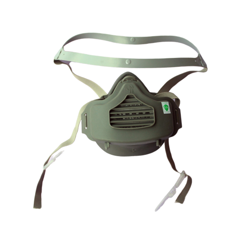 Adjustable Mask With Straps Air Pollution Mouth Face Mask Anti Dust Breathing Carbon Mask Respirator Masks Made Dust And Smokes
