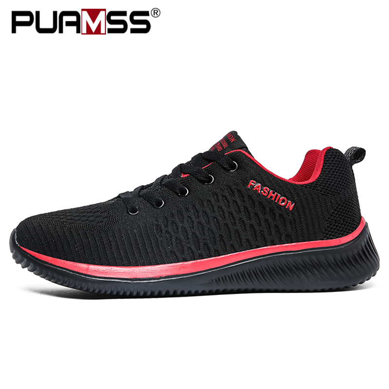Men Casual Shoes Lac-up Men Shoes Lightweight Comfortable Breathable Walking Sneakers Tenis masculino Zapatillas Hombre 4
