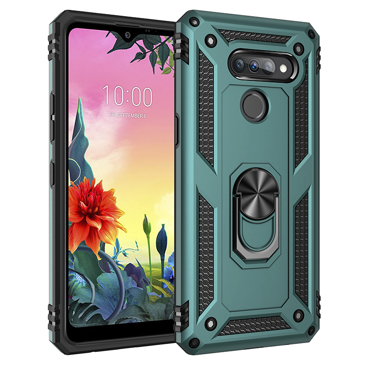 Luxurious Hard Anti-Fall Dust-Proof Shockproof Protective Phone Case For LG Aristo 3 4 Plus K50S K30 2019 X320 X220 Case Covers