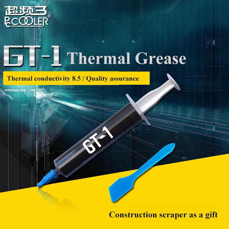 GT-1 processore CPU del dispositivo di Raffreddamento Ventola Di Raffreddamento Grasso Termico VGA Composto Dissipatore di Calore pasta di Gesso