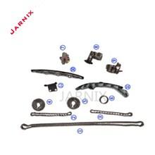 Комплект цепи ГРМ двигателя для Nissan Teana 2,3/3,5(2003-2008) VQ23DE/VQ35DE OEM: 13028-JK00A 13028-AL510 13091-AL505