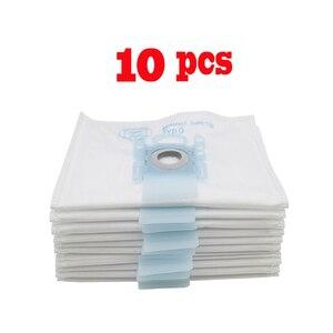 Image 1 - Recambio de bolsas de polvo para aspiradora Bosch, recambio de bolsas de microfibra tipo G, GXXL, GXL, MegaAir, SuperTex, BBZ41FGXXL, no original, 10 Uds.