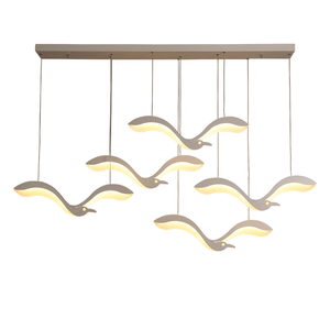 Image 5 - الإبداع الحديثة قلادة Led الثريا أضواء ل Diningroom المطبخ الجبهة مكتب تعليق الإنارة تعليق led الثريا