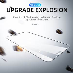 Image 3 - Tempered Glass For iPhone X XS MAX XR 5 5s SE 5c Screen Protective Film For iPhone 6 6s 7 8 Plus X Xr Glass Protector