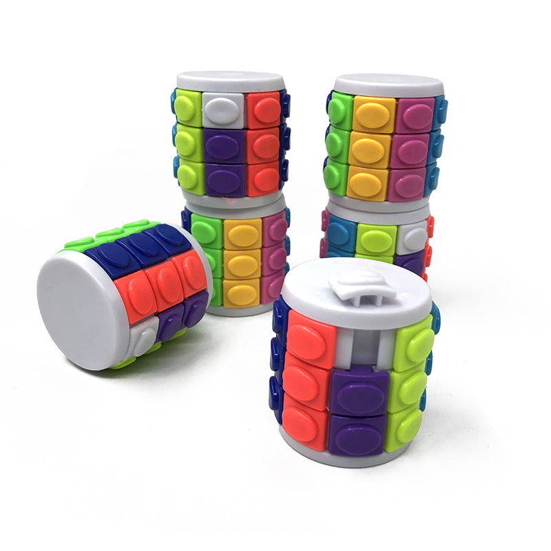 Kids Toys Fidget Wholesale 50pieces Styles-Toy-Set Funny Combination Extrusive-Solving img3