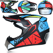 Motocross Off-Road Mountain Full Face Motobiker Helmet Classic Bicycle MTB DH Racing Helmet Downhill Bike Helmet Free shipping цена 2017