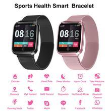 N99 Смарт-часы водонепроницаемые IP68 для мужчин и женщин фитнес-трекер монитор сердечного ритма спортивные Смарт-часы для IOS Android