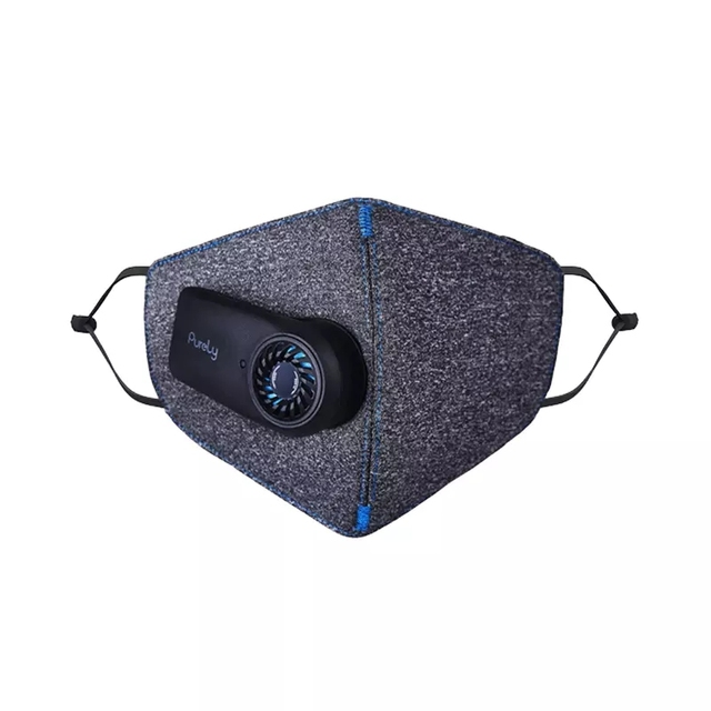 Youpin Pear Purely Electric Fresh Air Mask xiaomi eco chain product Classic Style Superior Purification 3D Free Breathable