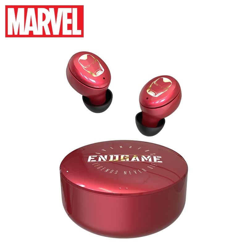 Marvel certifié conçu par Oontz Original Spider Man TWS True sans fil stéréo écouteurs IPX5 Bluetooth V5.0 écouteurs