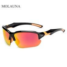 лучшая цена Outdoor Sunglasses Men Polarized Driving Shades Sports Mens Sunglasses Brand Designer Windproof Male Glasses Oculos De Sol UV400