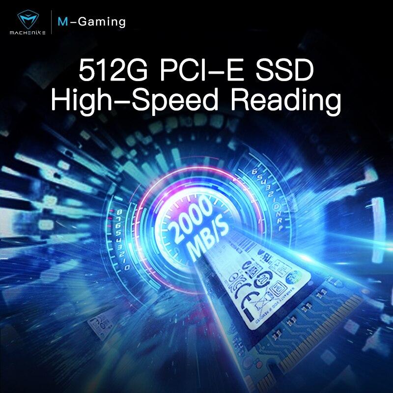 lowest price Machcreator-L 15 6 inch intel Laptop Core I5 10210U Win10 MX350 16G 512SSD 1920 1080 IPS Laptops with Backlit Keyboard