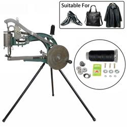 Protable Houshold Shoe Sewing Machine Shoemaker Manual Repair Shoes Bags Clothes Equipment Durable Leather Hand Sewing Tools