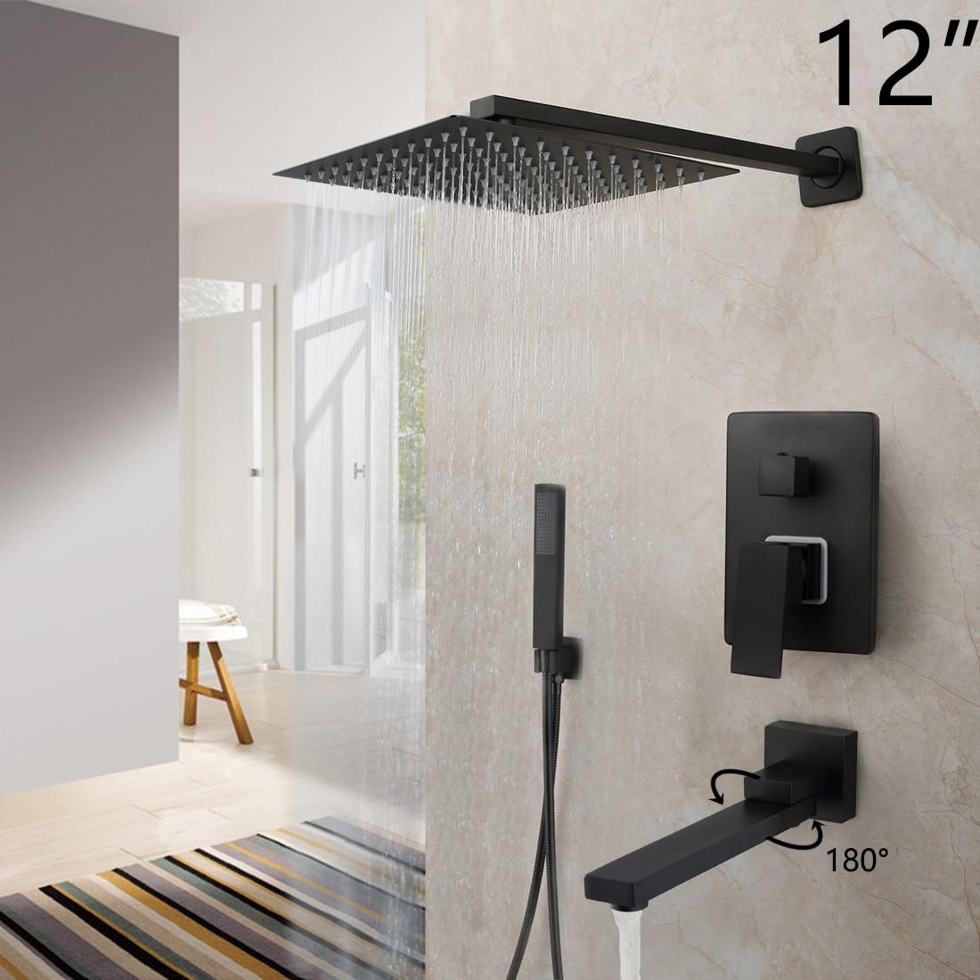 12 Inch Shower W2