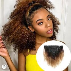 8 шт., накладные волосы для наращивания, 120 г/компл.