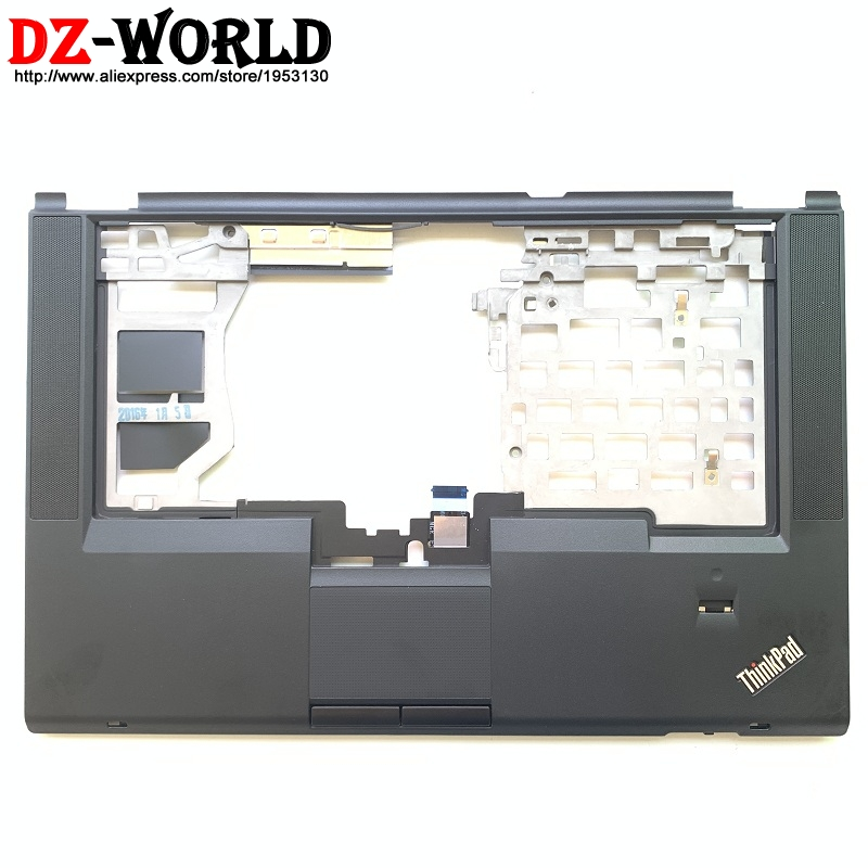 New/orig Palmrest Upper Case keyboard Bezel with <font><b>touchpad</b></font> button speaker <font><b>cable</b></font> FPR Hole for Lenovo Thinkpad T430S <font><b>laptop</b></font> C Cover image