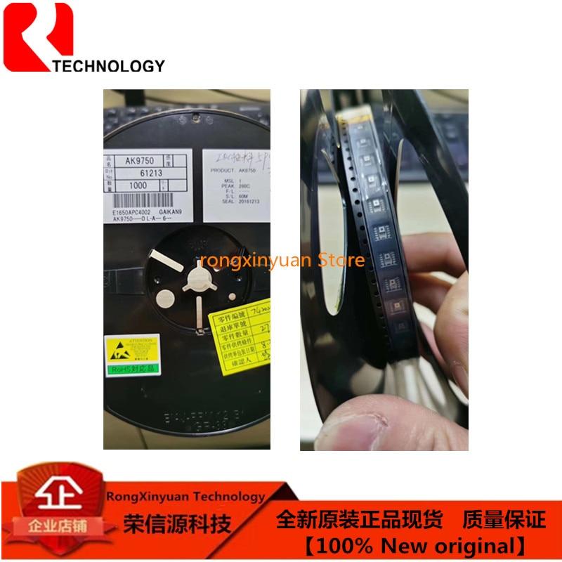 2 uds AK9750 IR Sensor IC con I2C/F 100% nuevo original