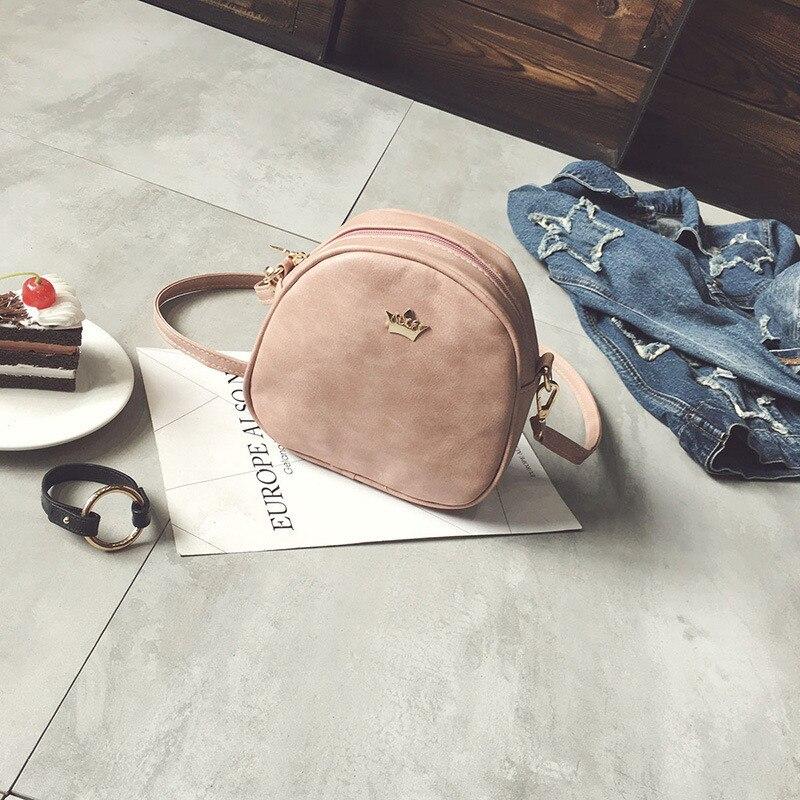Women Handbag Imperial Crown Bags For Women 2019 Leather Women Bag Shoulder Phone Purse Shell Crossbody Bag Torebki Damskie