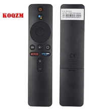 1PC New Bluetooth Voice Remote Control For Xiaomi XMRM 00A Mi TV 4X Box S PrimeVideo