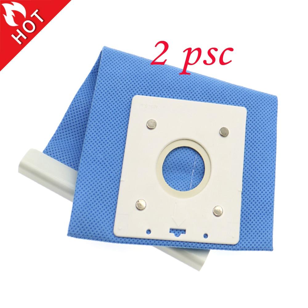 2 Pcs/lot Vacuum Cleaner Parts Dust Bag DJ69-00420B For Samsung VC-6025V SC4180 SC4141 SC61B3 VC-6013 Sc5491 Sc6161 RC-5513n