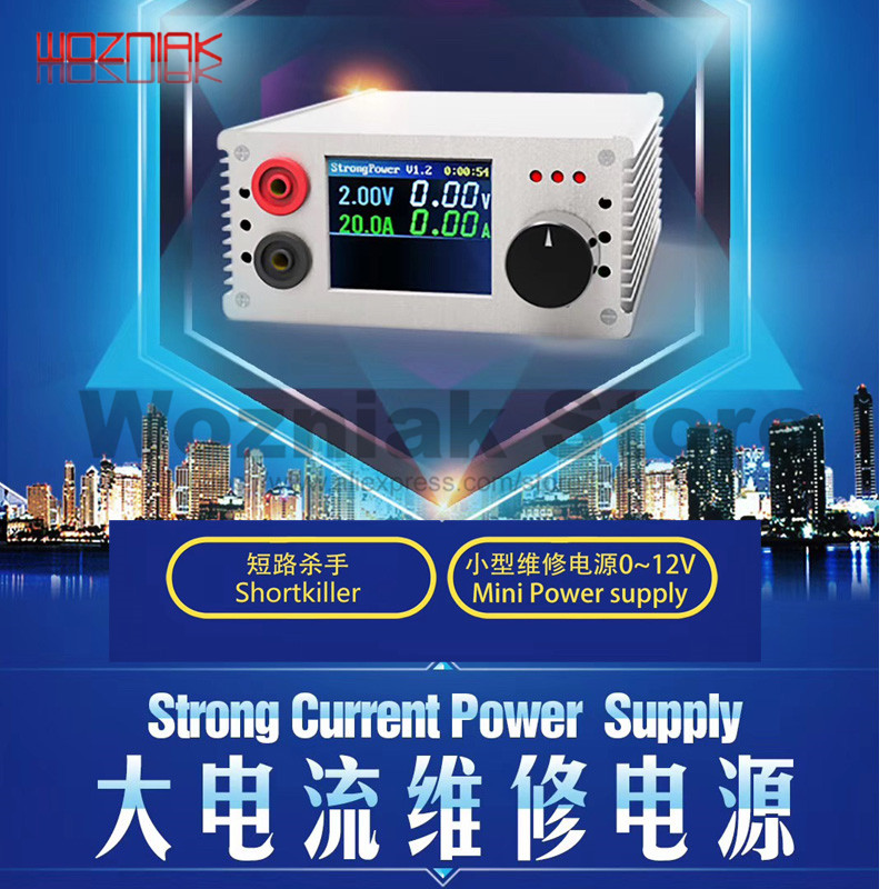 Shortkiller プロ携帯電話短絡修復ツールボックスマザーボード短絡燃焼修復ツールショートキラー修理