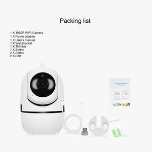 Image 5 - Faixa automática 1080 p câmera ip monitor de segurança vigilância wi fi sem fio mini inteligente alarme cctv câmera interior ipc360