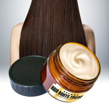 60 мл натуральный растительный Уход за волосами Глубоко Увлажняющий маска для волос передовая молекулярная маска для ремонта волос для сухих и поврежденных волос TSLM1