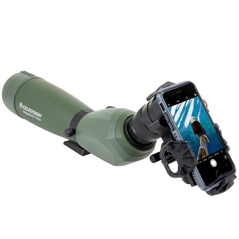 Tools : Celestron NexYZ 3-Axis Universal Smartphone Phone Adapter Mount For Telescope Spotting Scope Binocular Monocular Microscope