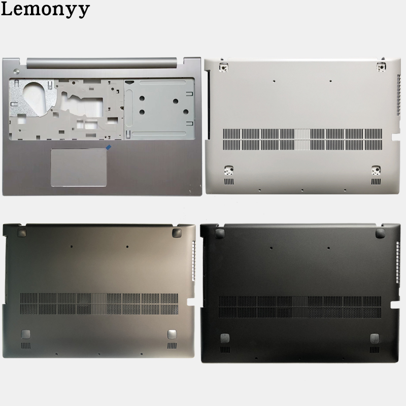 New Laptop Case Cover For Lenovo Z500 P500 TOP COVER Palmrest Upper Case /Bottom Base Cover Case