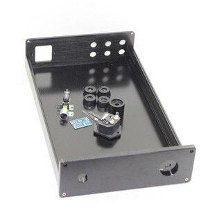 Image 5 - アンプ用アルミボタンd315 w190 h65,キーハウジング,Diy Case w2,プリアンプ,デコーダー,シェル