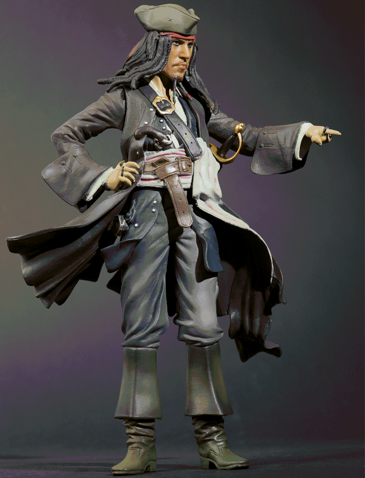 Cast off Chiyuru Chiru 1//6 Figure 19cm Toy No Box